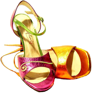 Alanis Tango Shoes Buenos Aires
